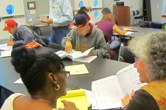 ABE/High School Equivalency Prep Course