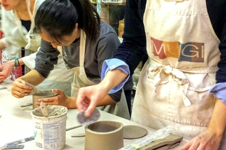 Couples Night - Handbuilding Pottery
