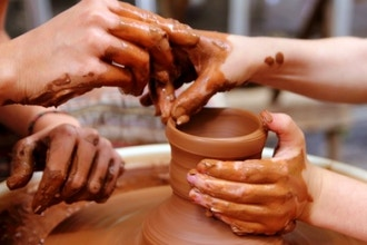 Couples Night - Handbuilding Pottery