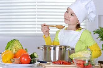 Kids Cooking: A Healthy Twist on Fish Sticks