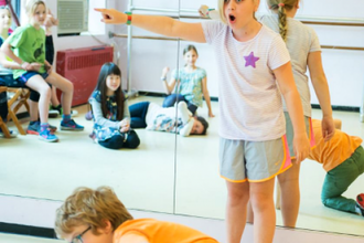 Musical Theater Builders Summer Camp