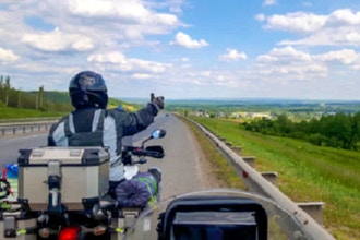 Preparing for Your Long Distance Motorcycle Ride