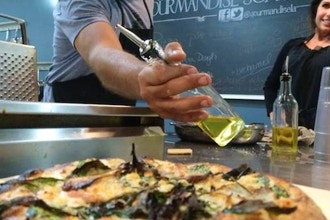 Couples Night: Specialty Pizza Workshop