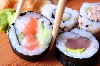 Hipcooks Dreams of Sushi