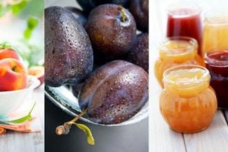 Saving The Season: Stone Fruit