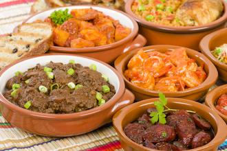 Global Dishes: Tapas, Mezes, Ciccheti & More