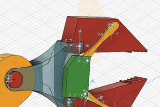 Intermediate CAD: Assembly & Simulation