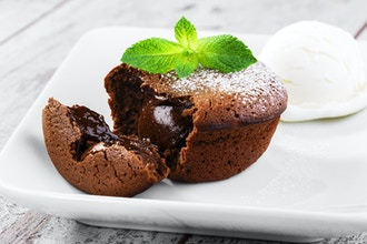 Couple Date Class: Lava Cake & Ice Cream