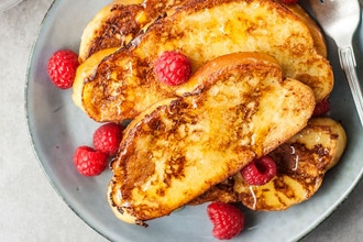 Virtual Class: French Toast & Chocolate Mousse