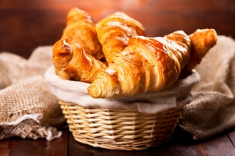 Couple Date Class: Traditional French Croissant Class
