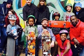 SKATEYOGI Kids Groms
