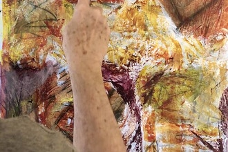 Express your Wild Creativity: 4-day Abstract Art