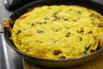 Older Kids/Teens: Fabulous Frittatas