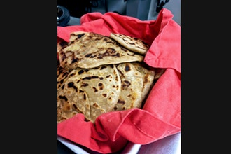 Indian Favorites: Flatbreads (Onine)