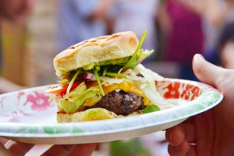 Grill Week: The Ultimate Burger (ONLINE)