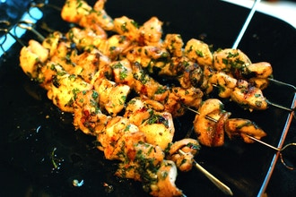 Grill Week: Indian Kebabs (ONLINE)