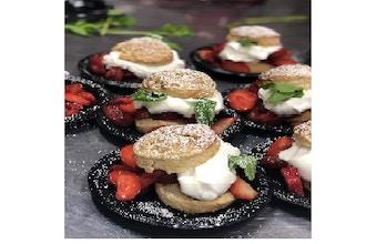 Splendid Strawberry Shortcakes