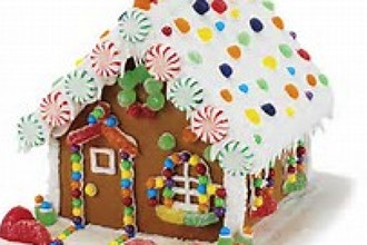 Haunted Gingerbread House Workshop (Ages 7 and Up)