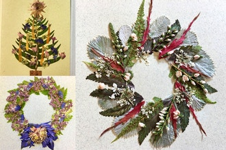 The Art of Pressed Flowers for the Holidays