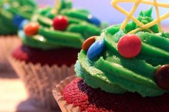Holiday Cupcake Extravaganza