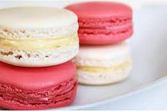 Valentine French Macarons
