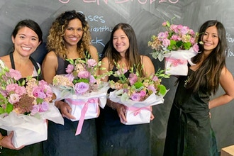 Floral Design Beginners Open Studios