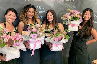 Floral Design Beginners Open Studios