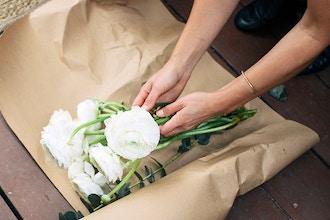 Virtual Flower Arranging Workshop 101