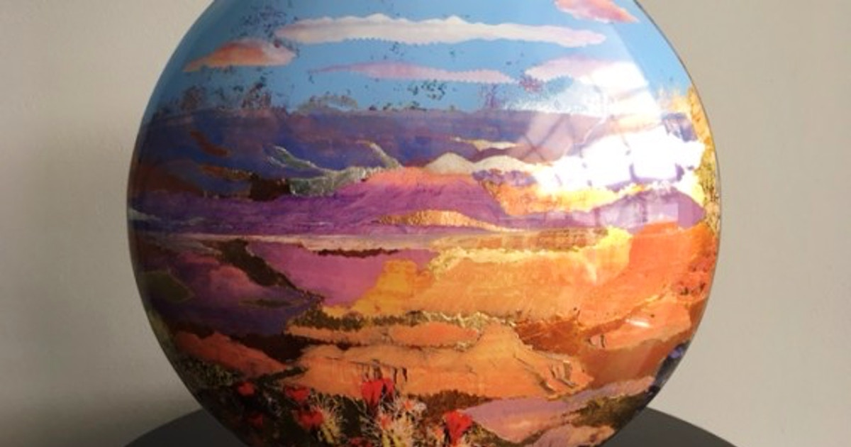 Art under glass decoupage crafts classes new york for Arts and crafts classes nyc