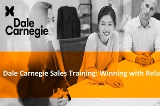 Sales Training: Winning with Relationship Selling