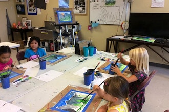 Drawing and Painting for Young Children