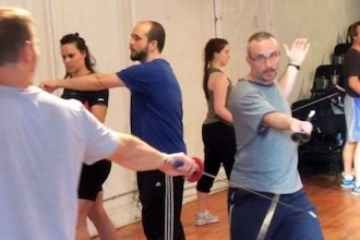NYC Combat for Stage & Screen(4 Class Set)