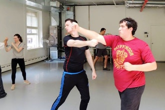 NYC Combat for Screen & Stage (8 Class Set)