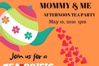 Annual Mommy & Me Tea-rrific Tea Party