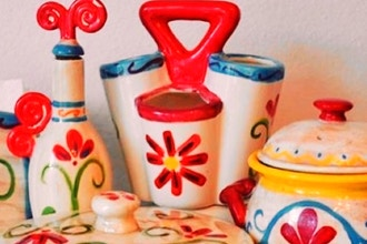National Paint Your Own Pottery Day (PYOP)