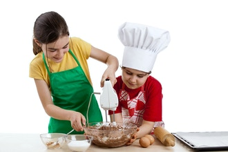 Advanced Teen: Great British Baking Camp