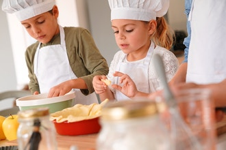 Junior Chef Class: Copycat recipes
