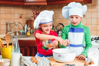 Kids in the Kitchen: After-School Cooking (Grades 2-5)
