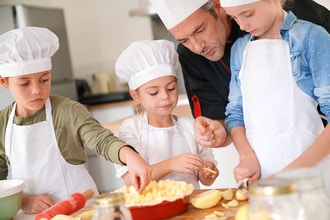 Junior Chefs: Fun with Fondue (Ages 8-14)
