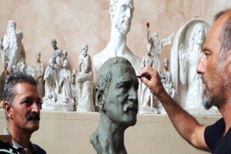 Portrait Sculpting in Clay: The Male Head