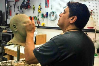 Creating the Positive and Prosthetic Sculpting - Part 2
