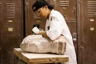 Stone Carving w/ Douglas Breitbart