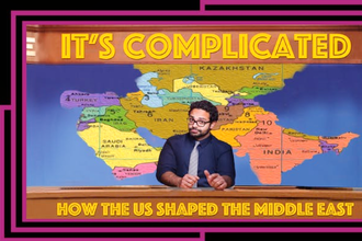 It's Complicated: How the U.S. Shaped the Middle East