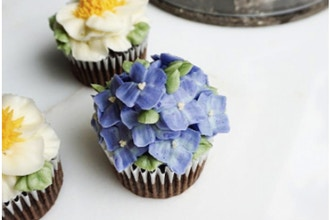 Butter Cream Floral Cupcake Workshop