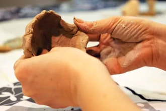 Sculpting: The Hand, the Foot & Beyond
