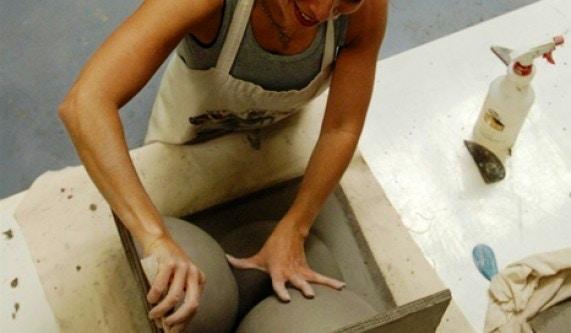 Elizabeth Orleans Ceramic Studio