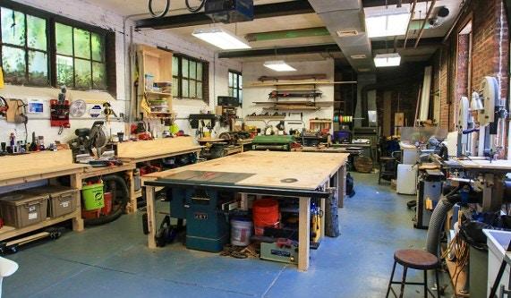 Make Everything Workshop