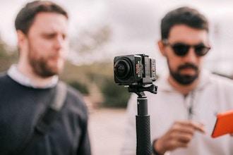 VR: Immersive 360 Degree Video Storytelling