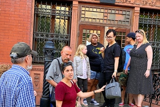 Dance Revolution: East Village Walking Tour