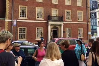 Sympathetic Spies: Revolutionary War Walking Tour